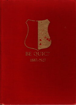 Gedenkboek Be Quick 40 jaar