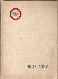 Gedenkboek De Zwaluwen 20 jaar