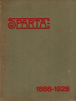 Gedenkboek Sparta Rotterdam 40 jaar