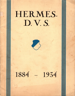 Gedenkboek Hermes DVS 50 jaar
