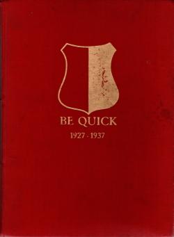 Gedenkboek Be Quick 50 jaar