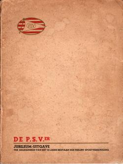 Gedenkboek PSV 25 jaar