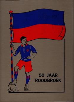 Gedenkboek 50 jaar HFC Haarlem