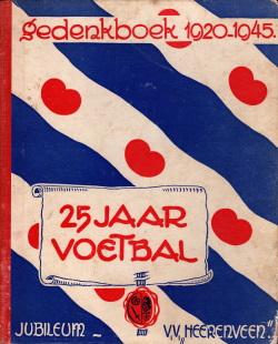 Gedenkboek Heerenveen 25 jaar