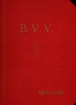 Gedenkboek BVV 40 jaar