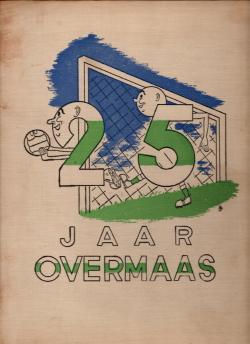 Gedenkboek Overmaas 25 jaar