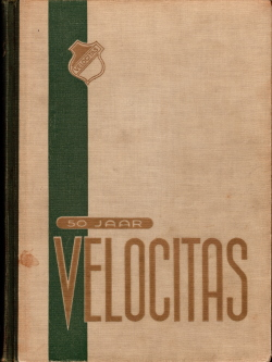 Gedenkboek Velocitas 50 jaar