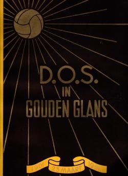 Gedenkboek DOS 50 jaar
