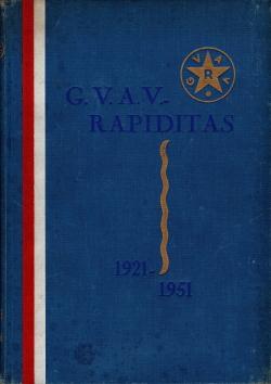 Gedenkboek GVAV-Rapiditas 30 jaar