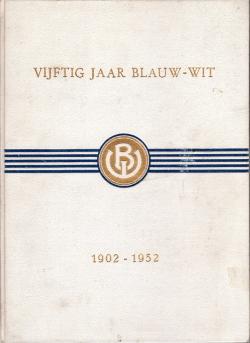 Gedenkboek Blauw-Wit 50 jaar
