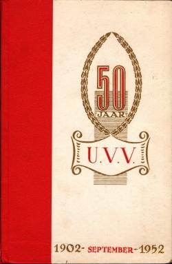 Gedenkboek UVV 50 jaar