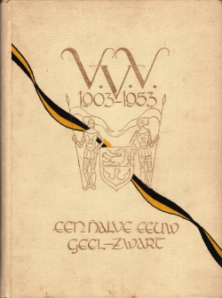 Gedenkboek VVV Venlo 50 jaar