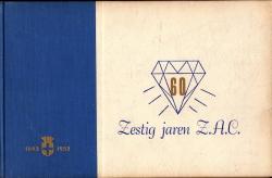 Gedenkboek ZAC 60 jaar