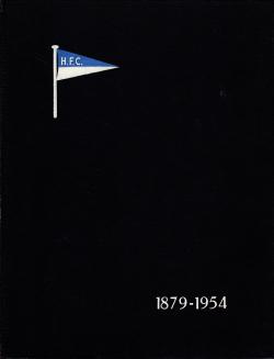 Gedenkboek HFC 75 jaar