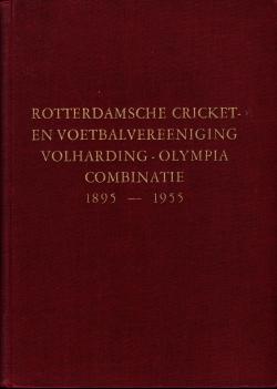 Gedenkboek VOC Rotterdam 60 jaar