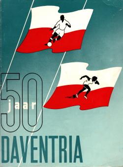 Gedenkbeoek Daventria 50 jaar