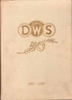 Gedenkboek DWS 50 jaar