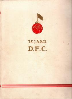 Gedenkboek DFC 75 jaar