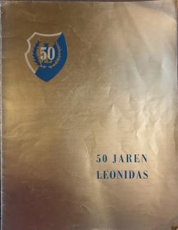 Gedenkboek Leonidas 50 jaar