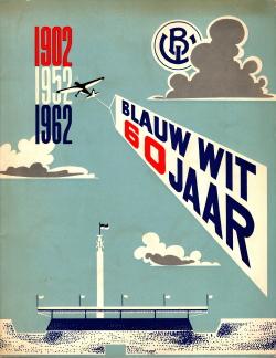 Gedenkboek Blauw-Wit 60 jaar