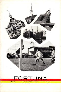 Gedenkboek Fortuna Vlaardingen60 jaar