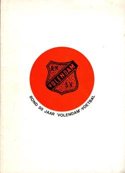 Gedenkboek Volendam 50 jaar