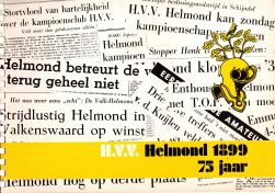 Gedenkboek Helmond 75 jaar