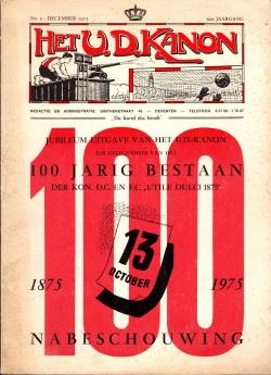 Gedenkboek UD 100 jaar
