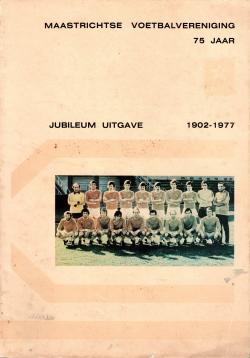 Gedenkboek MVV 75 jaar