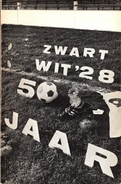 Gedenkboek Zwart-Wit '28 50 jaar