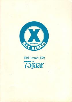 Gedenkboek Xerxes 75 jaar