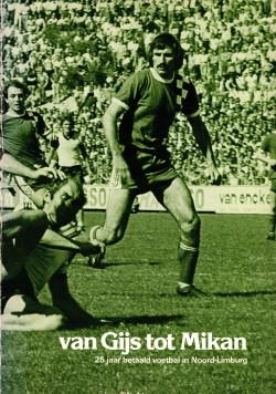 Gedenkboek VVV 25 jaar betaald voetbal