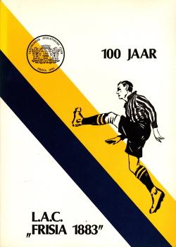 Gedenkboek LAC Frisia 100 jaar