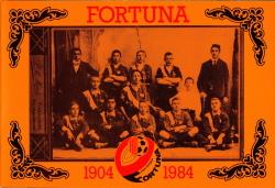 Gedenkboek Fortuna Vlaardingen 80 jaar