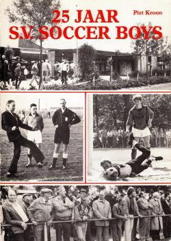 Gedenkboek Soccer Boys 25 jaar