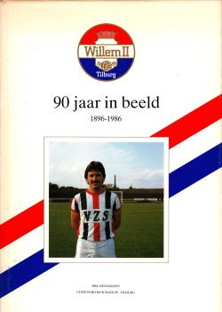Gedenkboek Willem II 90 jaar