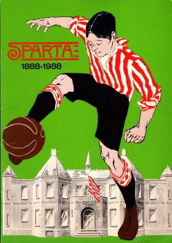 Gedenkboek Sparta 100 jaar