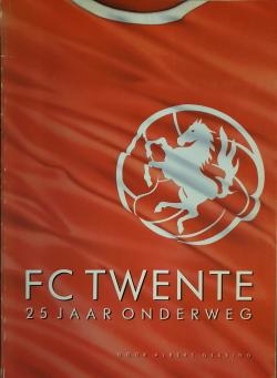 Gedenkboek FC Twente 25 jaar