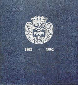Gedenkboek Be Quick Zwolle 90 jaar