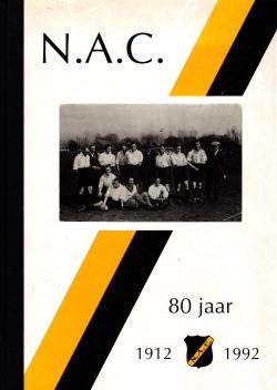 Gedenkboek NAC 80 jaar