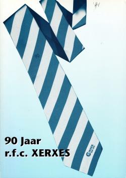 Gedenkboek Xerxes 90 jaar