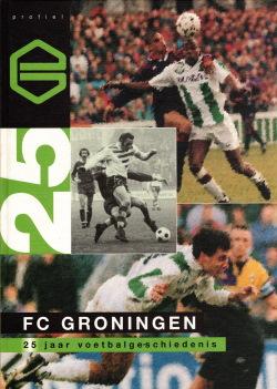 Gedenkboek FC Groningen 25 jaar