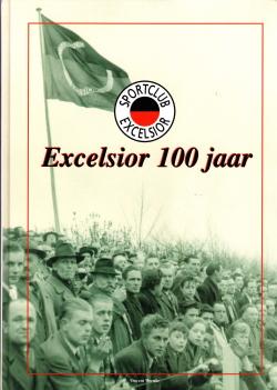 Gedenkboek Excelsior Rotterdam 100 jaar