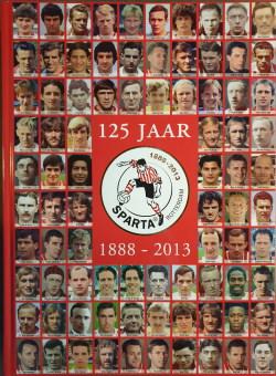 Gedenkboek Sparta 125 jaar