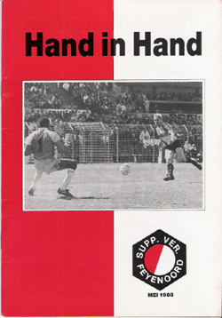 Cover van de Hand in hand