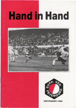 Cover Hand in Hand met Rene Hofman