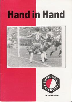 Cover Hand in Hand met John Metgod