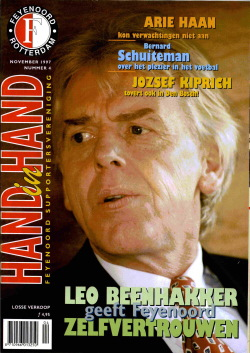 Hand in Hand November 1997