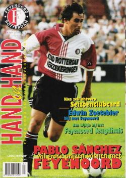 Hand in Hand Februari 1998