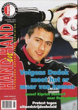 Hand in Hand Januari 2000